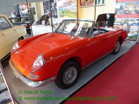 Retro Classics Stuttgart 2017 722h