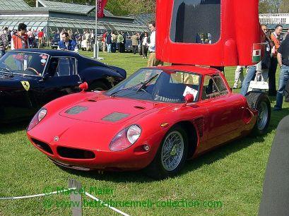 Serenissima Jet Competizione 1965 Grandsport