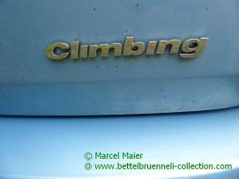 Fiat Panda II 4x4 Climbing