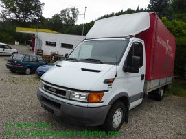 Iveco Daily III Pritsche Strac
