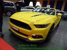Automesse St. Gallen 2017