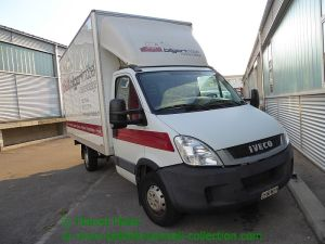 Iveco Daily IV Koffer Hager 003h