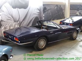 Pantheon Sonderausstellung Maserati 2017