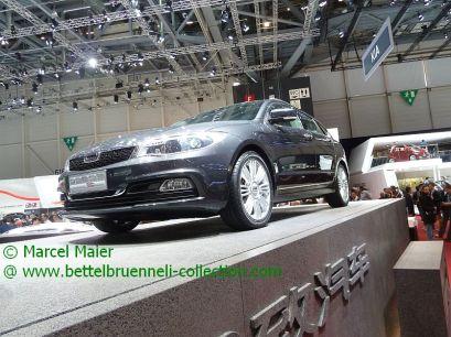 Qoros 3 Estate Concept 2013