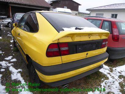 Carspotting Fabruar 2018 Ostschweiz