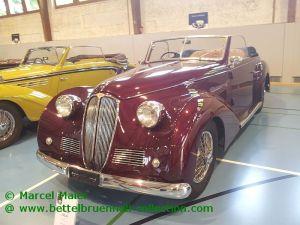 Delahaye 135 M Cabriolet Worblaufen 1947 002h
