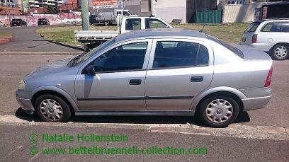 Holden Astra TS 4-türig