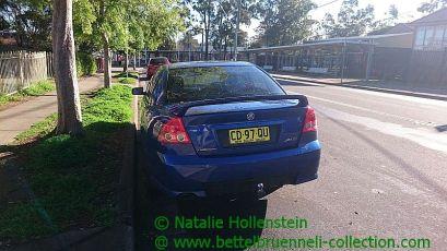 Holden Commodore VZ SV6