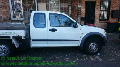 Holden Rodeo RA Single Cab