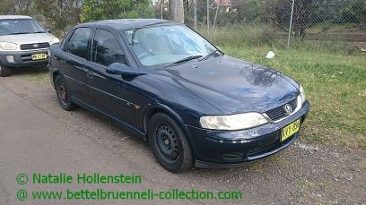 Holden Vectra JR