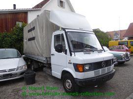 Mercedes-Benz T1 310 Pritsche Kifag