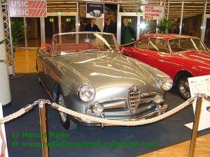 Alfa Romeo 1900 SS Cabriolet Worblaufen 1955 002h