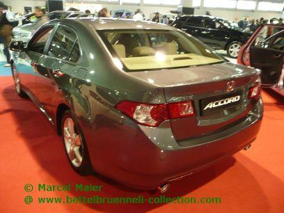 Honda Accord VIII Limousine 2008