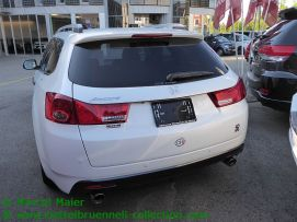 Honda Accord VIII Tourer 2014