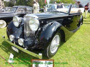 Jaguar Mk IV Cabriolet Worblaufen 1947 001h