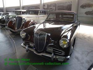 Lancia Aurelia B52 Cabriolet Worblaufen 1953 001h