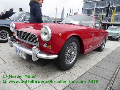 Retro Classics Stuttgart 2018 Freitag