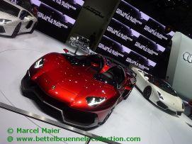 Lamborghini Aventador LP700-4 J 2012