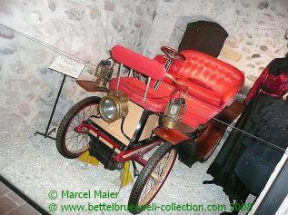 Museum Schloss Grandson 2008