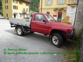 Carspotting Italien/Tessin 2018