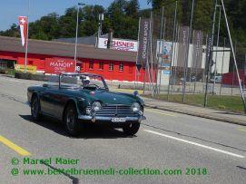 Carspotting Juli 2018