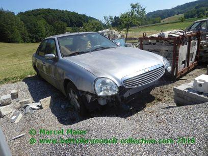 Carspotting Süddeutschland Juli 2018