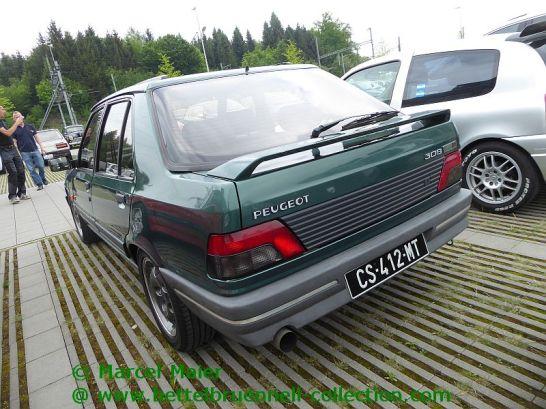 Peugeot 309 Goodwood GTI 1992