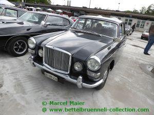 Vanden Plas Princess 4-Litre R 1965 007h