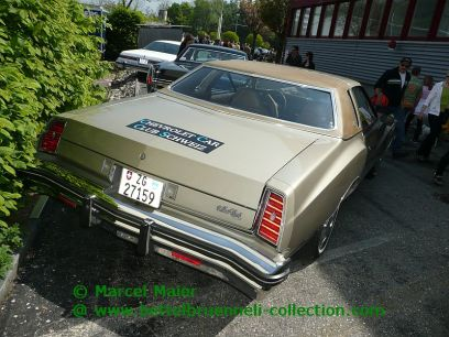 Chevrolet Monte Carlo 1974
