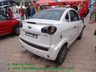 Microcar F8C 2013