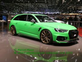 Abt Audi RS6+
