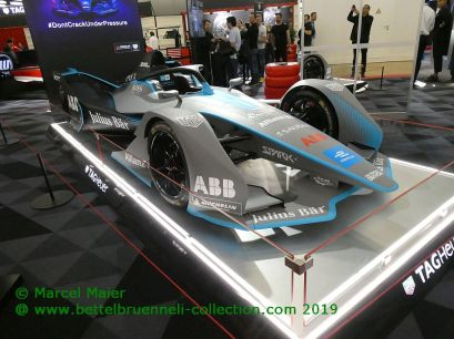Dallara Formula E Gen2