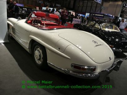 Mercedes-Benz 300 SL Roadster 1958