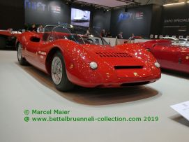 Abarth 1000 SP 1966