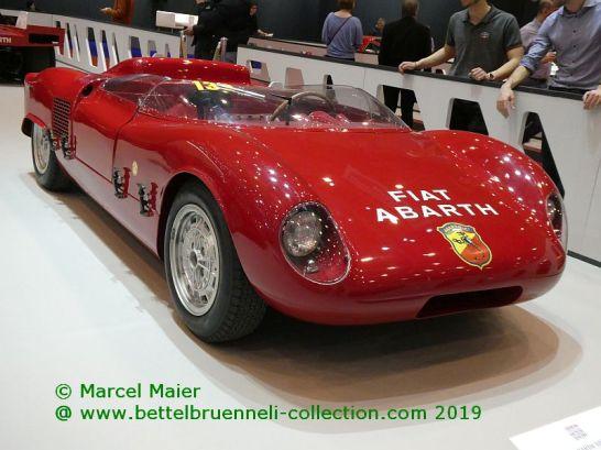 Abarth 1000 Spider Sport 1963