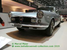 Abarth 2400 Coupé Allemano 1965