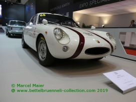 Abarth Simca 1300 GT 1963