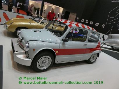 Abarth 1000 TCR Radiale Gruppe 5 1968