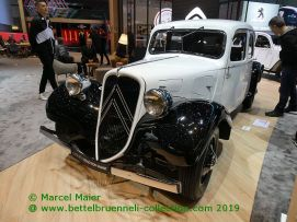 Citroën Traction Avant 7A 1934
