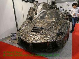 Ferrari Skulptur