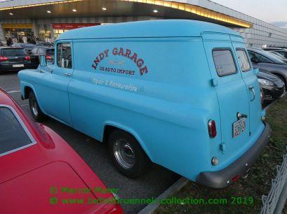 Chevrolet Panel Van