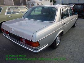Mercedes-Benz 280E (W123)