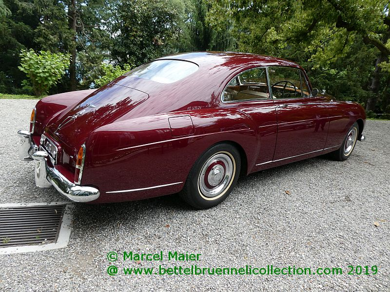 Bentley S1 Continental Sports Saloon (Fastback), by H. J. Mulliner
