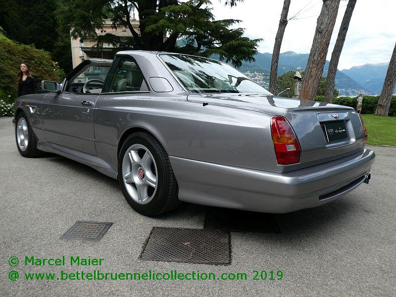 Bentley Continental SC (Sedanca Coupé) Mulliner 1999