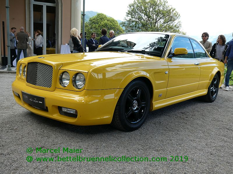 Bentley Continental T Mulliner Special Commission 2000