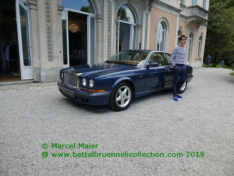 Bentley Continental T Mulliner Special Commission 1998