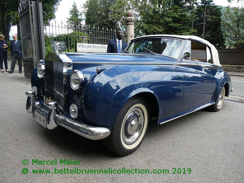 Rolls-Royce Silver Cloud II Convertible