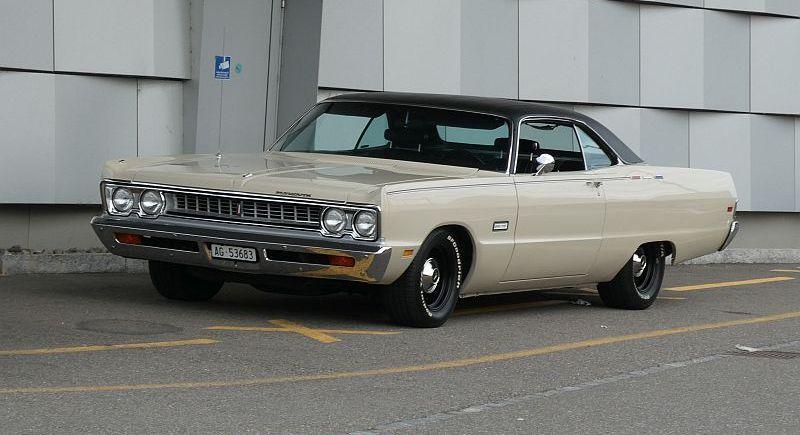 Plymouth Sport Fury 1969