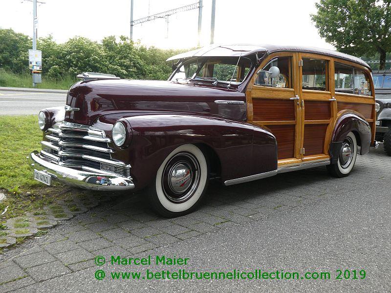 Chevrolet Fleetmaster Station Wagon Woody 1947