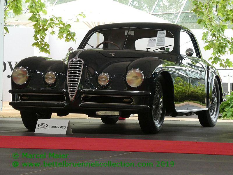 Alfa Romeo 6C 2500 SS (Super Sport) Coupé 1948, by Touring